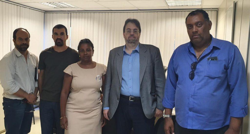 Fórum dos Técnicos vai à SUPREV cobrar pagamento do reajuste dos inativos
