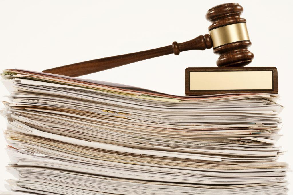 Processos jurídicos
