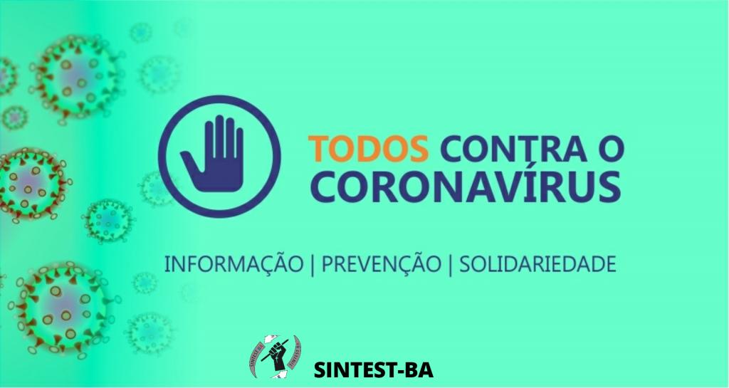 Se liga no recado da Letícia, filha da servidora técnica Jocinéia Souza da Conceição