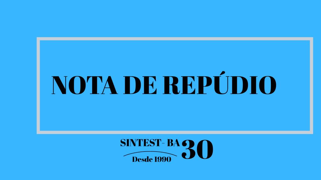 NOTA DE REPÚDIO ÀS MANIFESTAÇÕES REALIZADAS NO ÚLTIMO DOMINGO (19/04/2020) COM PARTICIPAÇÃO E APOIO DO PRESIDENTE DA REPÚBLICA