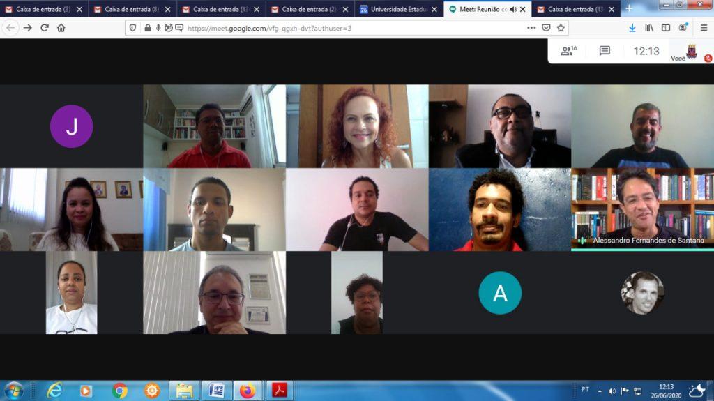 Fórum dos Técnicos dialoga com Fórum de Reitores sobre os desafios enfrentados pela categoria durante a pandemia