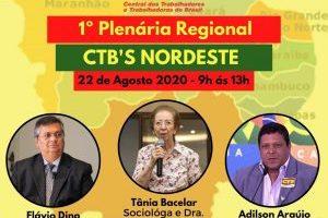 Fórum dos Técnicos convida para 1ª Plenária Regional Virtual das CTBs Nordeste