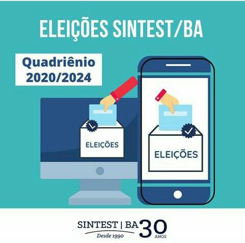 Eleições SINTEST: Comissão Eleitoral divulga candidaturas homologadas para Diretoria e Conselho Fiscal