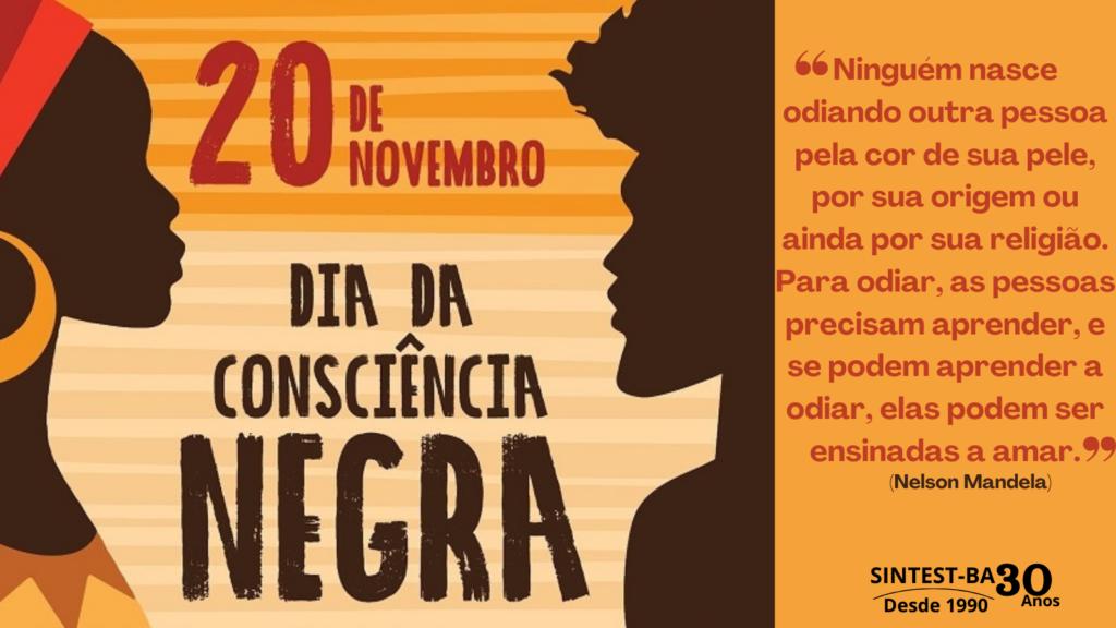 20 de novembro – Dia Nacional da Consciência