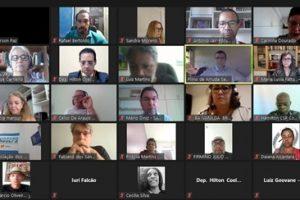 Fórum dos Técnicos participa de audiência pública sobre a Reforma Administrativa