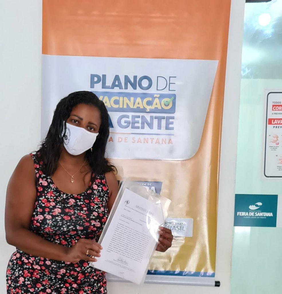 SINTEST-BA envia nova solicitação à Secretaria Municipal de Saúde de Feira de Santana