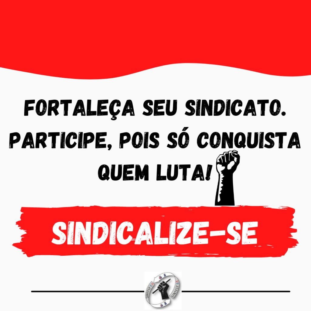 Sindicalize-se!