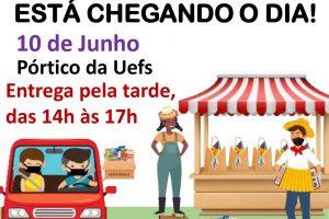 DRIVE TÔIN SOLIDÁRIO ACONTECERÁ NESTA QUINTA-FEIRA A TARDE! PARTICIPE!
