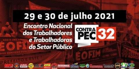 Confira o calendário de atividades do  Encontro Nacional dos Trabalhadores e Trabalhadoras do Setor Público