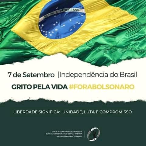 7 SETEMBRO/INDEPENDECIA DO BRASIL