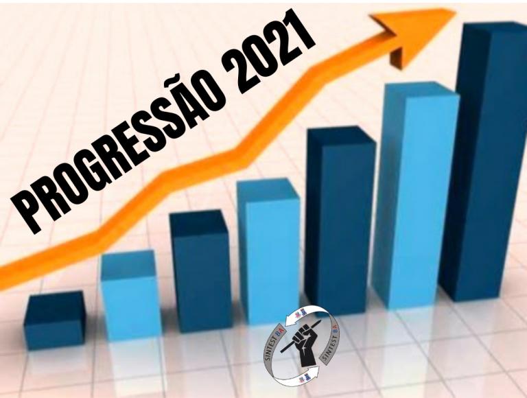 Publicada a lista definitiva da Progressão 2021